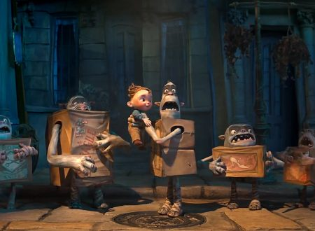 """Boxtrolls"", una narrazione differente"