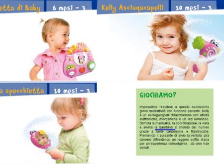 Infanzia Made in Italy #2 Prima infanzia genderizzata