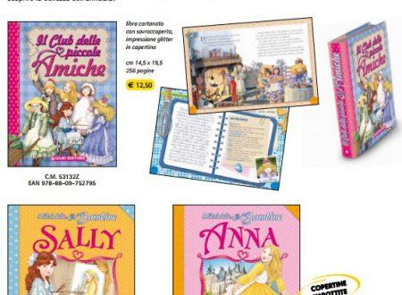 Infanzia Made in Italy #5 Che genere di libri?