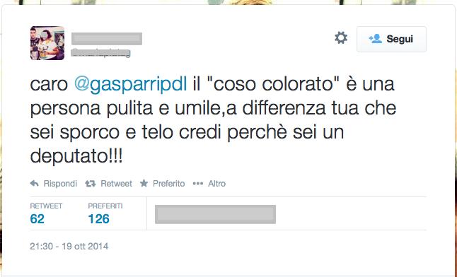 mariapia-fan-di-fedez-contro-maurizio-gasparri-twitter