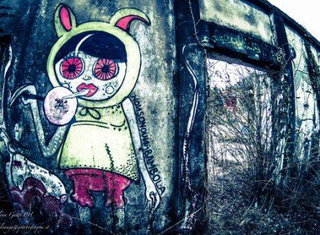 Wall of dolls. Un inutile muro di bambole sole #pinkmarket