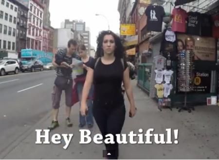 Non sono complimenti! #streetharrassment: molestie per strada da New York a Il Cairo