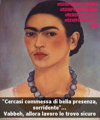Se i quadri potessero parlare...ai tempi del Jobs Act. Collettivo BellaQueer Perugia https://www.facebook.com/bqperugia