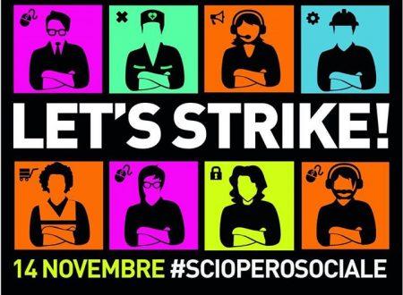 NarrAzioni Differenti aderisce allo #scioperosociale del 14 Novembre