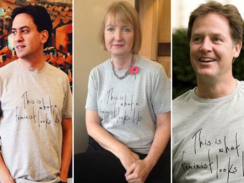 """Magliette """"femministe"""" prodotte da lavoratrici senza diritti"""