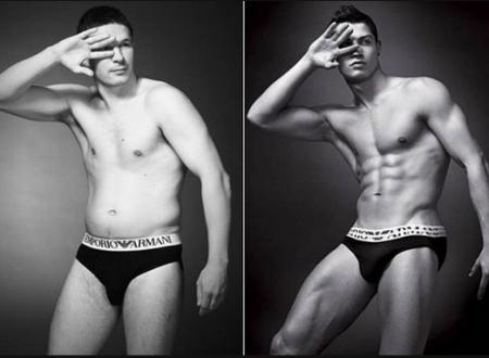 Il corpo degli uomini: stereotipi, swap e sguardi