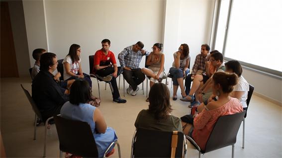 gruppo di discussione sulla disabilità intellettiva