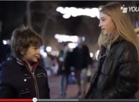 Nel mondo dei bambini, le donne non si picchiano