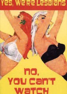 Lesbica non è un insulto. Stereotipi, pornofantasie e repressione.