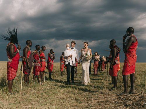 Scene da un matrimonio colonialista