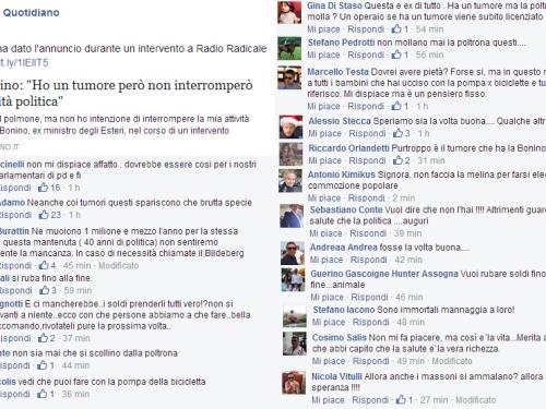 Emma Bonino e il feroce e imbarazzante populismo italiano