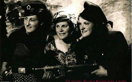 #25Aprile Il femminismo è solo antifascista