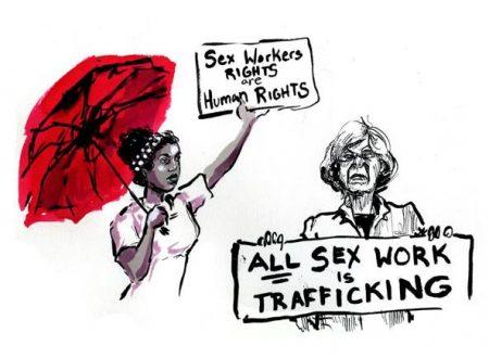 Depenalizzare la prostituzione. Amnesty, pro, contro, dive e sex worker.