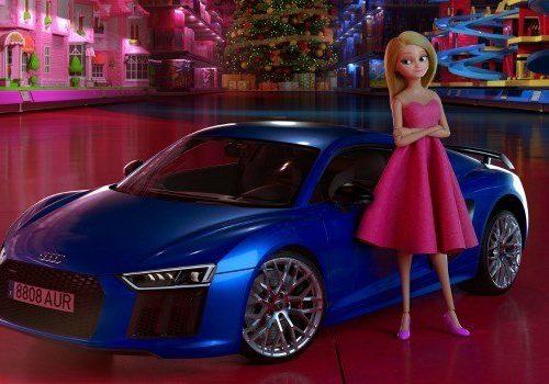 Pubblicità e infanzia: Audi contro il sessismo del marketing dei giocattoli
