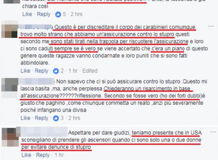 Stupri, giornalismo imbarazzante e la solita doppia morale italiana