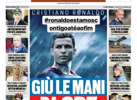 Nessuno tocchi Ronaldo. Un paio di cose sulle violenze sessuali