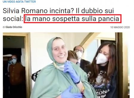 La liberazione di Silvia Romano tra misoginia, paternalismo e il solito giornalismo vergognoso
